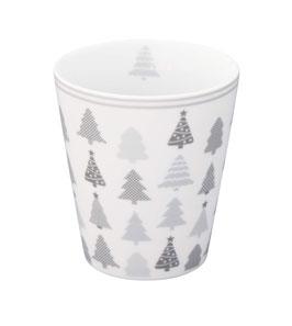 Krasilnikoff Becher Christmas trees