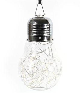 LED Glühbirne mit Timer zum hängen