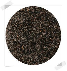 Schwarzer Tee aromatisiert Earl Grey Bergamotte