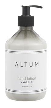 IB Laursen Hand Lotion Altum Marsh Herbs