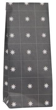 IB Laursen 10 Buntfalttüten Sterne