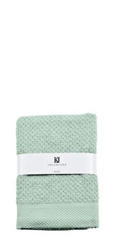 KJ Collection Handtuch mint