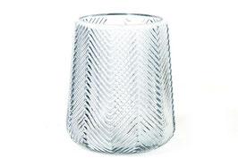 Countryfield Windlicht/Vase bleu