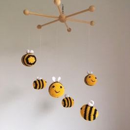 """Mobile """"fleißige Bienen"""""""