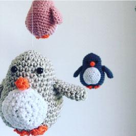 Häkelanleitung Pinguin