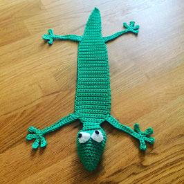 Lesezeichen - Flinker Gecko