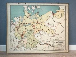 Schoolplaat Duitsland
