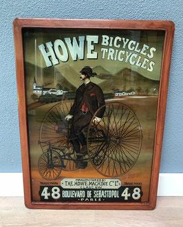 Advertentie HOWE Bicycles Tricycles