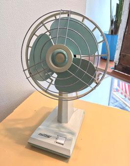 Mistral ventilator