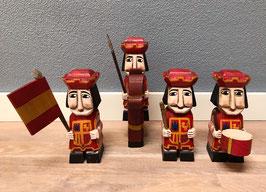 Houten Spaanse poppen