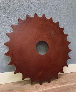 Oud houten tandwiel