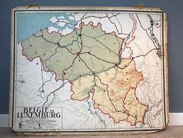 Schoolplaat België en Luxemburg