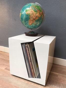 Wit LP-kastje