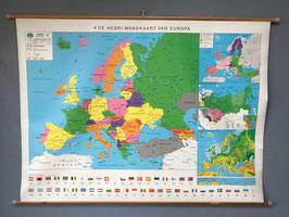 Schoolplaat - Europa Hebri