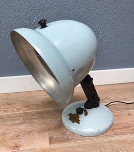 Blauwe Sularis bureaulamp