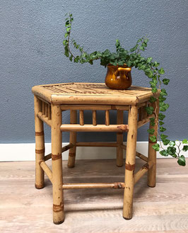 Bamboe tafeltje