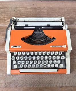 Typemachine - Olympia oranje