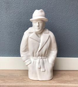 Beeld van man met hoed