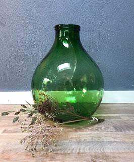 Grote groene vloervaas