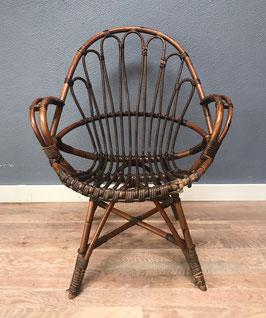 Manou / rotan stoel