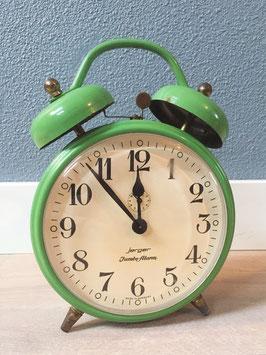 Groene Jerger Jumbo Alarm wekker
