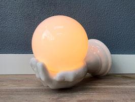 Hand-lamp Delfts Wit