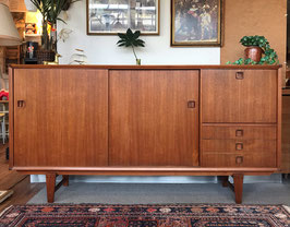 Vintage highboard van Topform