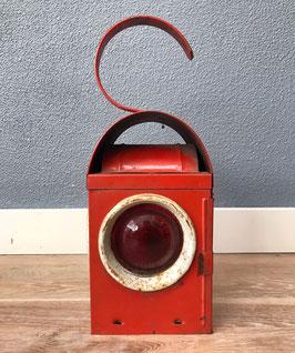 Oude rode lantaarn
