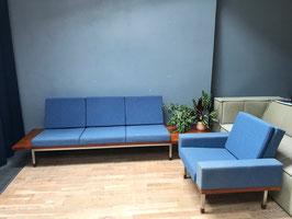 Bank + fauteuil