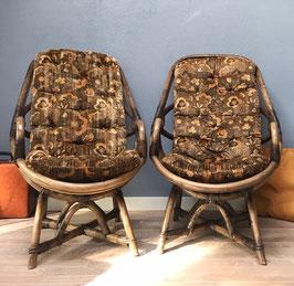 Manou (rotan) fauteuil per stuk