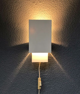 Witte Anvia wandlamp