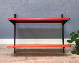 Tomado wandrek - 2 rode planken
