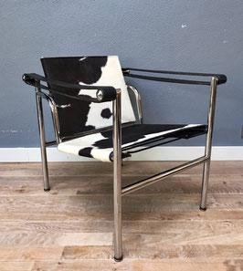 Stoel - stijl Corbusier LC1