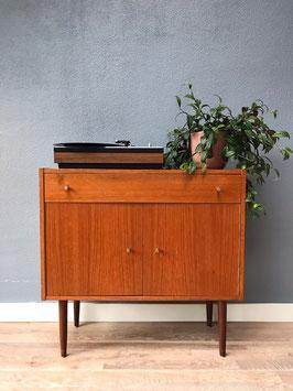Houten LP of TV-kast