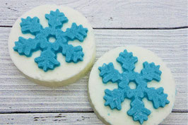 Snowflake Badebombe