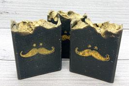 Mustache Seife