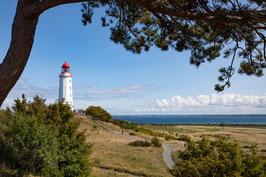 Hiddensee Leuchtturm Dornbusch, digitaler Dateidownload