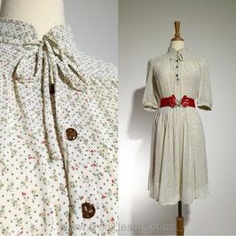 EDORISE 70s dress, Japan | S