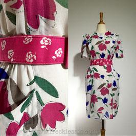 non mose 60s dress, Japan | M
