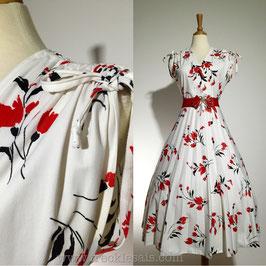 HAUPTFUTTER 50's dress, GER | S-M