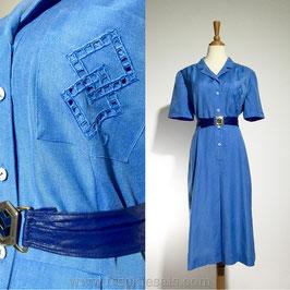 MODYVA 70s dress, Italy | L