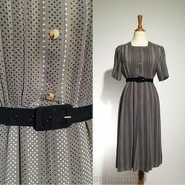 JERU MENE 70s dress, Japan | S