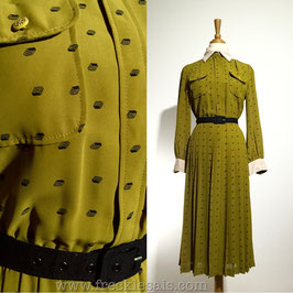 Mode Espace 70s dress, Japan | M