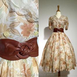 Copan 70s dress, Japan | S
