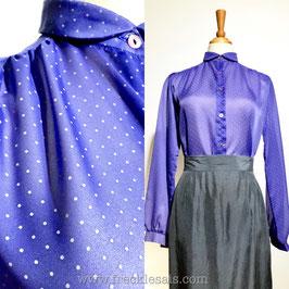 Peter Pan 70s shirt blouse, Italy | M