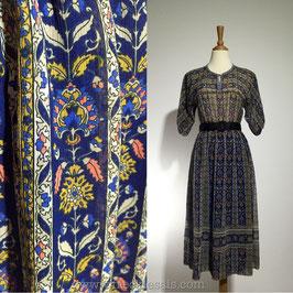 Batik Blue 70s, Japan | S