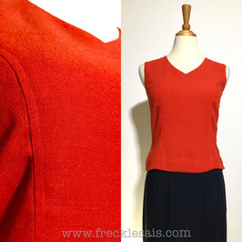 Simply Red 80s blouse | S