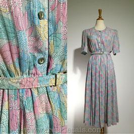 CHOICI 70s dress, Japan | M