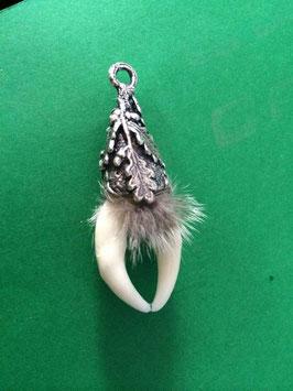 Fuchshaken schönes Stück ca. 5cm