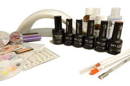 Kit Profesional Gel-Lac + LÁMPARA LED DE REGALO